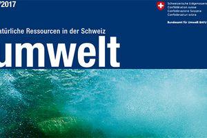 Mars 2017 : Magazine «environnement» sur le thème de la qualité des eaux